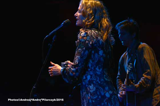 Joan Osborne and Jack Petruzzelli