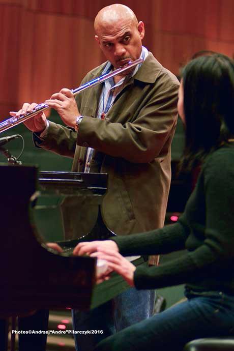 Steve Wilson and Helen Sung