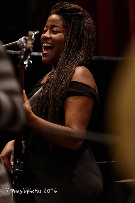 Celia Jiminez (photo: Rudy Lu)