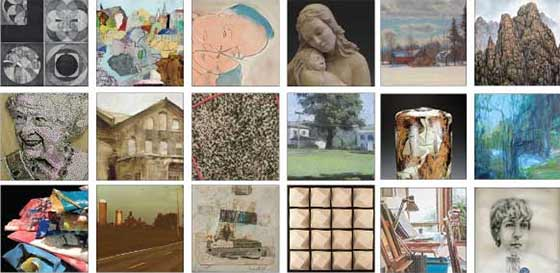 The 5th Annual Juried Group Show @ The Laffer Gallery