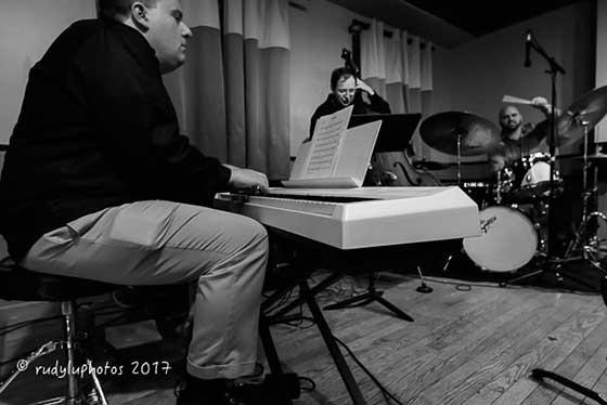 Dave Solazzo, Otto Gardner and Joe Barna