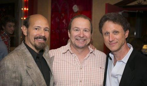 Joe Cacaci, Jim Frangione and Matthew Penn