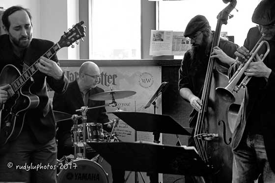 The Arch Stanton Quartet