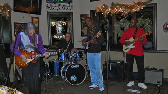 JV and the Cutters Blues Band
