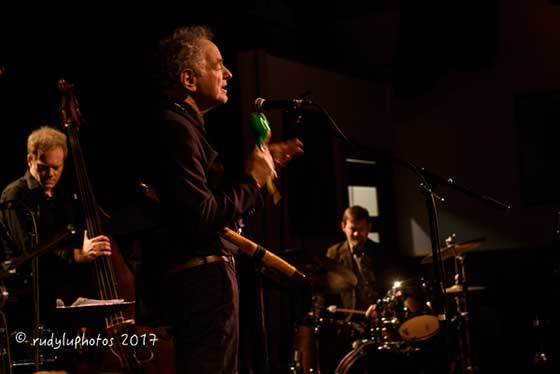 Rene Hart, David Amram and Kevin Twigg