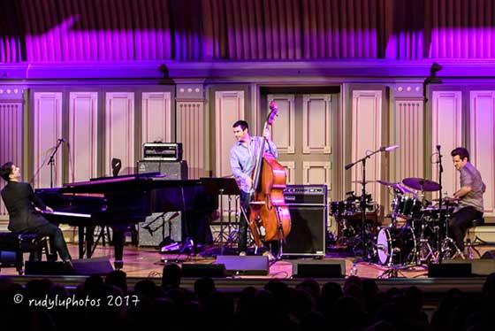 The Eldar Djangirov Trio