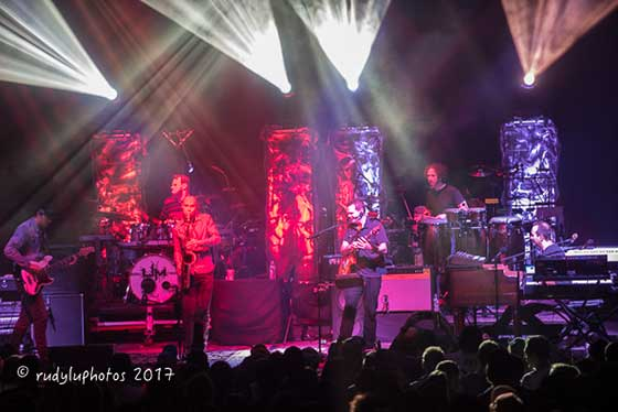 Umphrey's McGee with special guest Joshua Redman