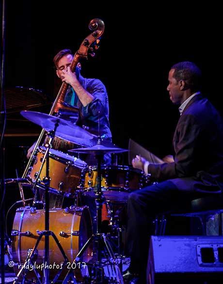 Alex Claffy and Willie Jones III