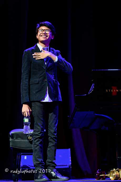 live joey alexander the woodstock playhouse