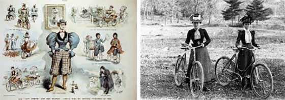 Women on Wheels @ Schenectady County Historical Society