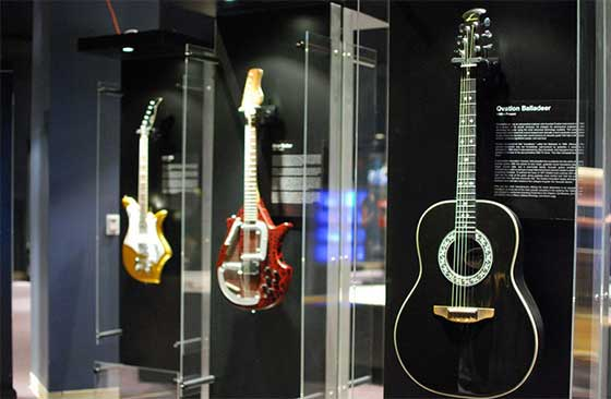 Guitar: The Instrument That Rocked the World @ Berkshire Museum