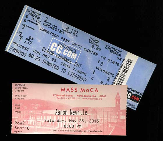 MAY 25: On This Date in Nippertown Concert History