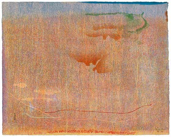 Helen Frankenthaler: Cedar Hill @ The Clark