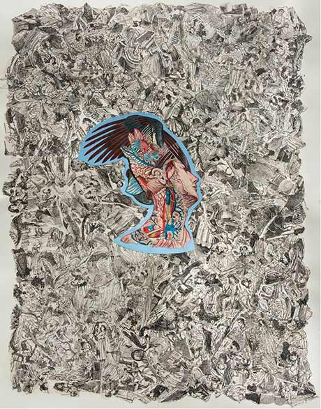 Sergio Sericolo Little Women @ Scarlett Seven Fine Art Gallery