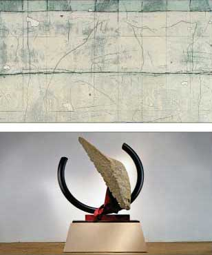 Works by Erik Laffer and John Van Alstine @ The Laffer Gallery
