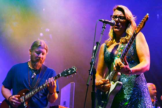 Derek Trucks and Susan Tedeschi