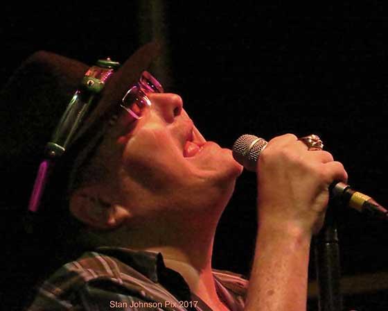 John Popper of Blues Traveler