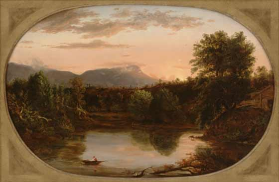 Paintings by Thomas Cole @ Albany Institute of History and Art