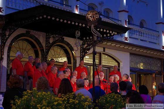 Racing City Chorus