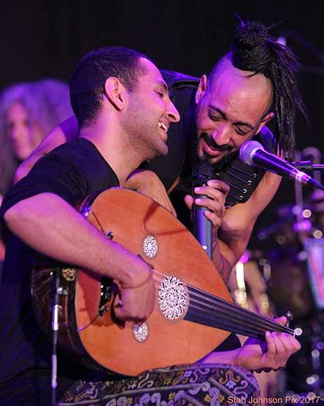 Ahmed Alshaiba and Ravid Kahalani