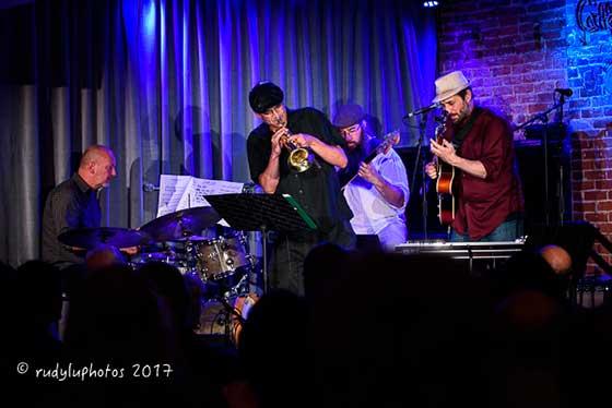 The Arch Stanton Quartet