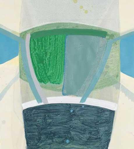 Works by Ky Anderson @ Matteawan Gallery