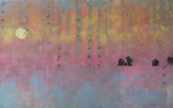 Debi Pendell: Slipped Between @ Eclipse Mill Gallery