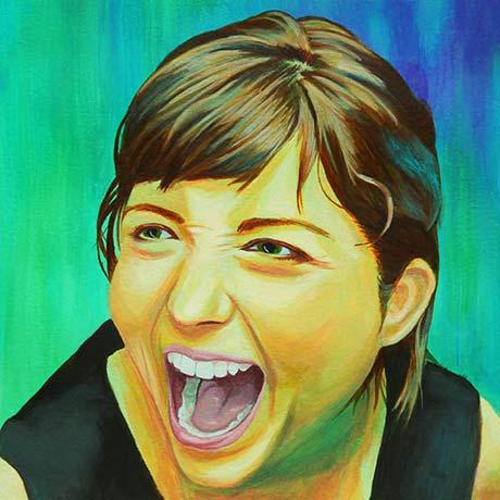 David Anderson: Scream Party II @ Limner Gallery
