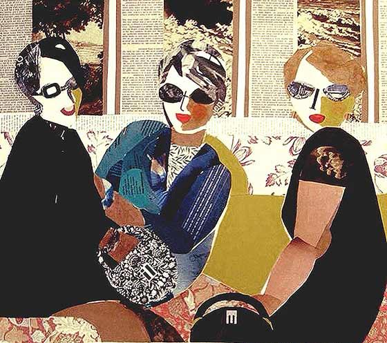 Maj Kalfus: Sunglasses @ Spencertown Academy Gallery