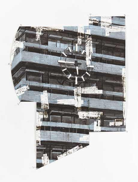 Works by Björn Meyer-Ebrecht @ Matteawan Gallery