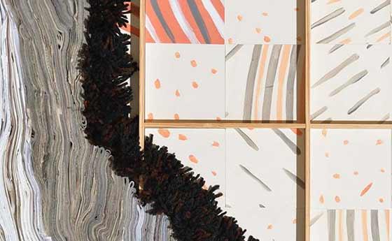 Works by Steven Siegel @ Cynthia Reeves Gallery