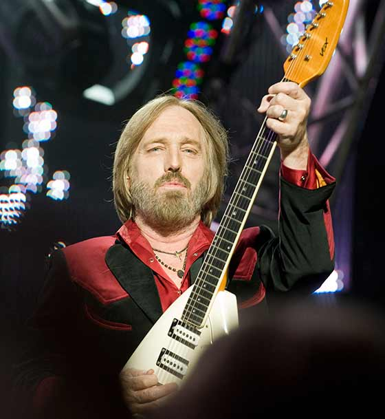 Tom Petty at SPAC, 8/27/2010 by Martin Benjamin