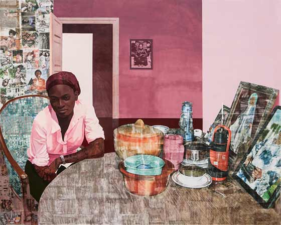 Nijideka Akunili Crosby: Mama, Mummy and Mamma (Predecessors #2) @ The Tang Teaching Museum