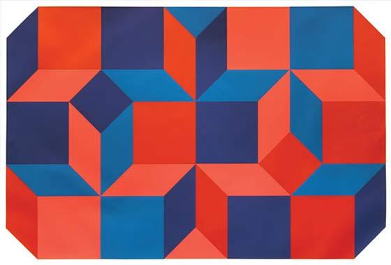 Luis Molinari-Flores : Untitled II @ University Art Museum