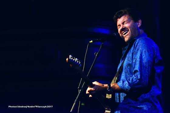 The Tab Benoit Trio