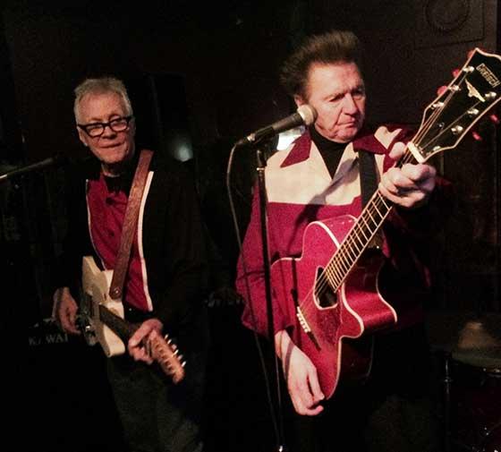 John Tichy and Johnny Rabb