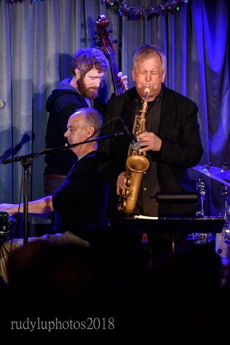 Chuck Lamb, Bobby Kendall and Dick Oatts