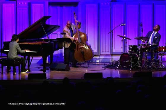 Joey Alexander Trio
