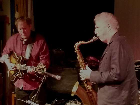 Dave Stryker and Bob Mintzer