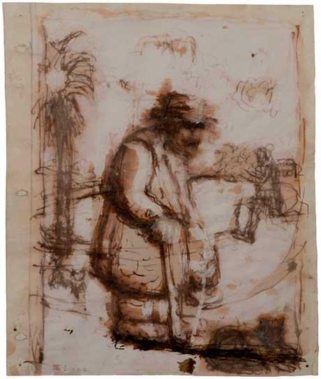 John Lees: In the Park/Early Morning @ John Davis Gallery