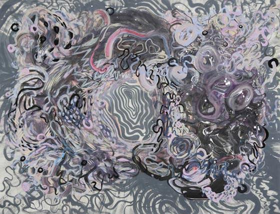 Paola Ochoa: Ariadne's Thread @ Matteawan Gallery