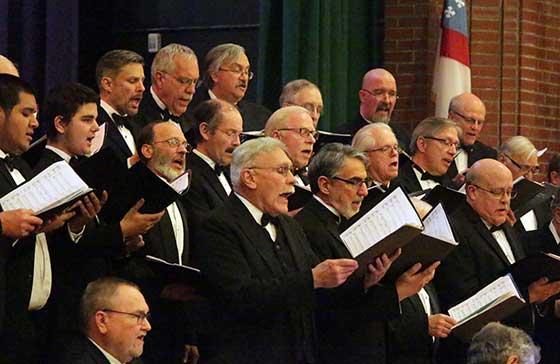 The Mendelssohn Club of Kingston