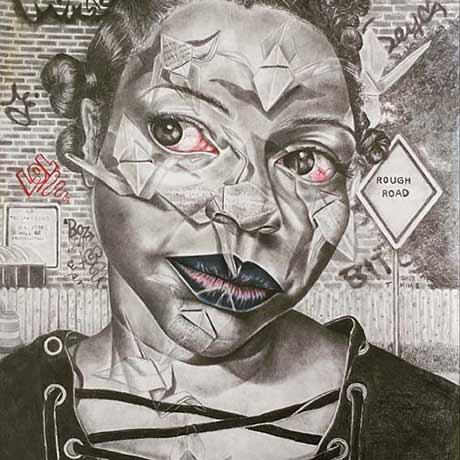 Traci Mims: Still A Rose @ Limner Gallery