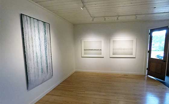 Works by Georg Küttinger and David Burdeny @ Cynthia Reeves