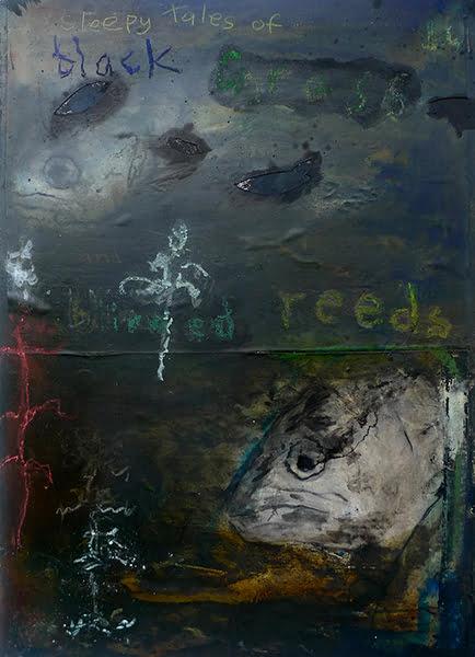 Herbert Reichert: Untitled (fish) @ John Davis Gallery