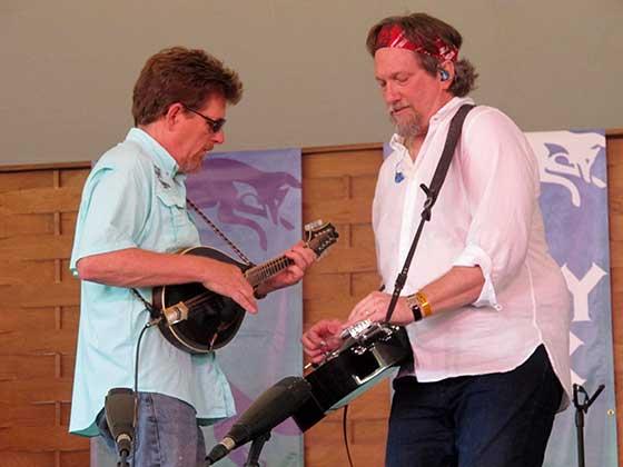 Jerry Douglas with Tim O'Brien