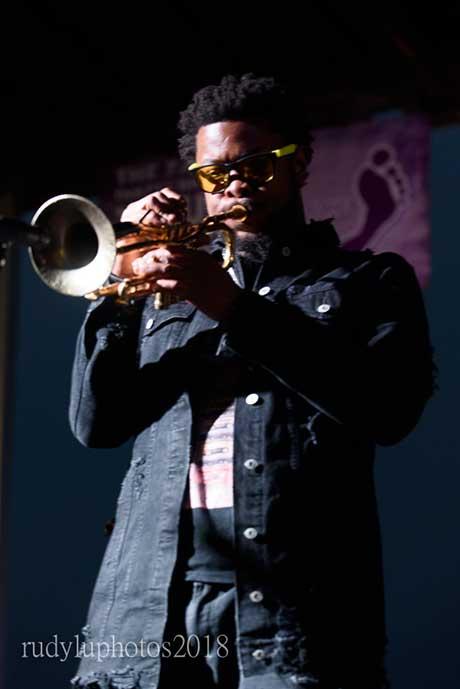 Maurice Mobetta Brown