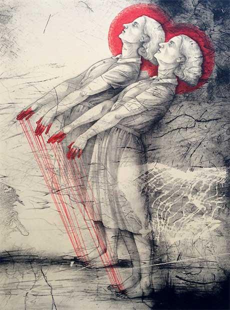 Kathryn Polk: Beside Myself @ The Schick