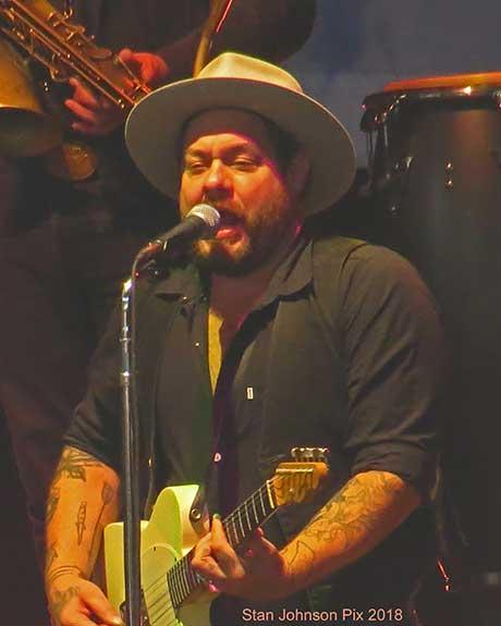 LIVE: Outlaw Music Festival @ Saratoga Performing Arts