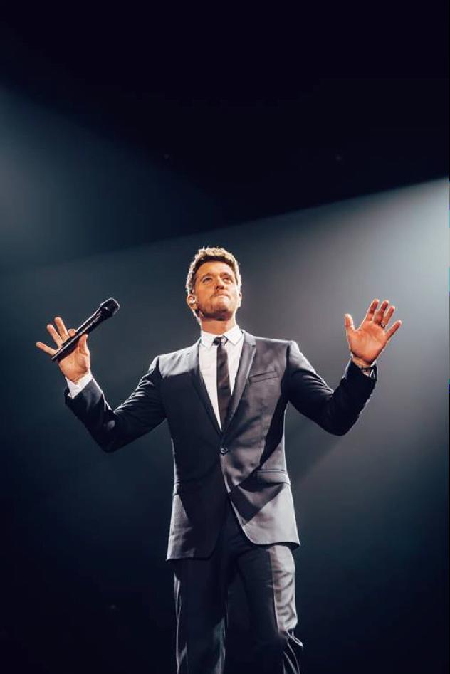 Michael Buble Tour 2021 Deutschland
